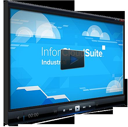 CloudSuite Industrial Syteline Video